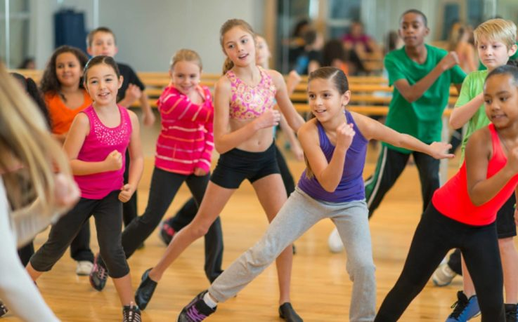 Kids Zumba, Dance Fitness - Inside Sport Reims